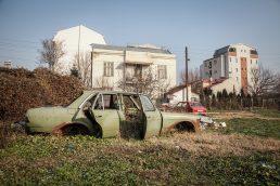 Ansichten von Mazedoniens Hauptstadt Skopje. Fotografie von Benjamin Tafel