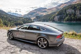 Audi Quattro, Schweiz © Benjamin Tafel