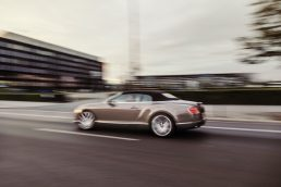 Bentley Continental GT, Berlin, © Benjamin Tafel
