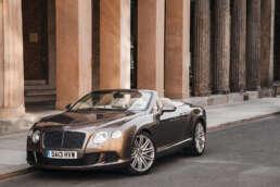 Bentley Continental GT, Berlin, © Benjamin Tafel