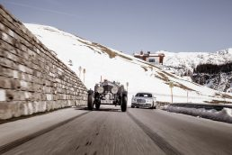 Bentley Flying Spur, Bentley Blower, Lech, © Benjamin Tafel