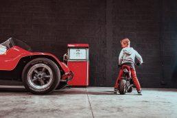 Buggy, Steve McQueen Werkstatt, ramp Magazin © Benjamin Tafel