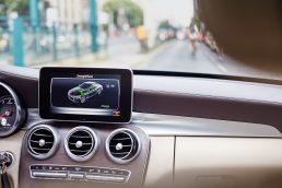 Mercedes-Benz C350e, Plug-in-Hybrid, © Benjamin Tafel