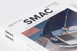 SMAC Magazin. Art Direction, © Benjamin Tafel