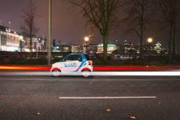 Car2Go Hamburg, Benjamin Tafel